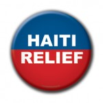 Haiti Fundraising Button