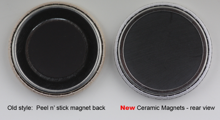 ceramic magnets for magnet buttons