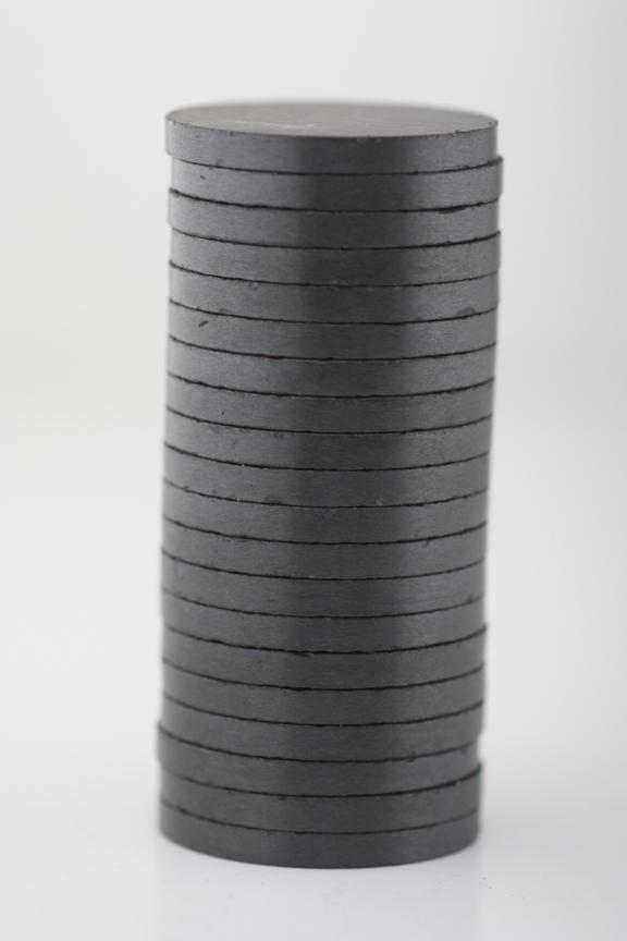 Bulk Ceramic Magnets