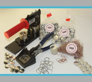 Button Maker Kit for artists and designers