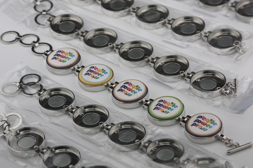 Artclix Magnetic Button Bracelets