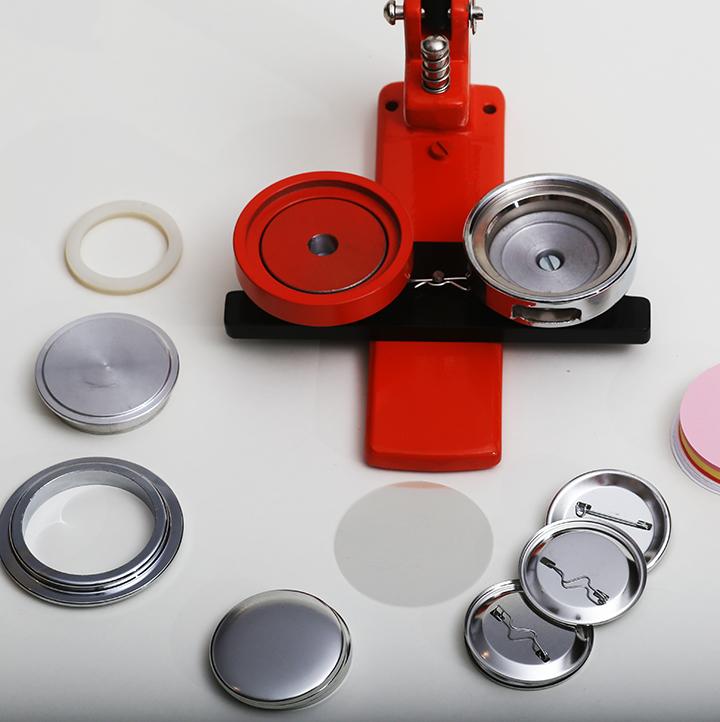 button machine maker